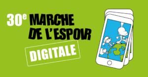 Read more about the article Marche de l'espoir digitale 2021